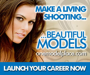 Make a Living Shooting Beautiful Models.
