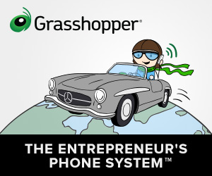 Grasshopper - The Entrepreneur's Phone System