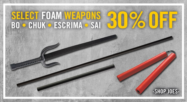 Foam Weapons Sale