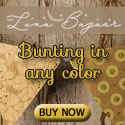Shop for bunting in any color at Luna Bazaar!