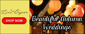 Save on décor for beautiful autumn weddings at Luna Bazaar