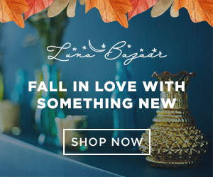 Fall in Love with Fall at LunaBazaar.com