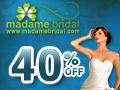 Madame Bridal.com coupons