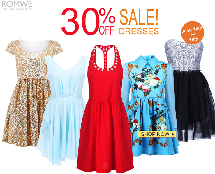 Need a new dress FOR LESS?