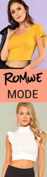 Fashion sparen bei de.ROMWE.com - Zeitlich begrenztes Angebot