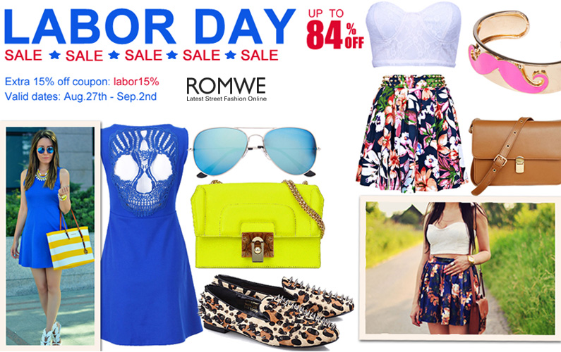 Romwe--Latest High Street Fashion Online