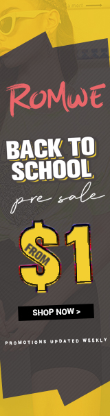 Back to School at us.ROMWE.com