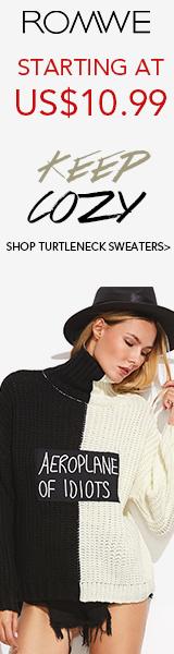 Turtlenecks Starting at $10.99