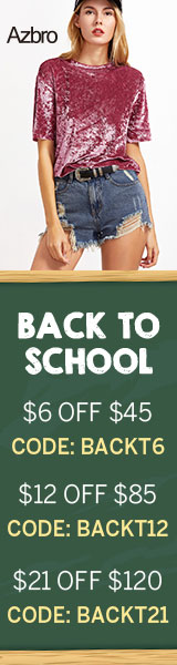 Azbro Big Sale for Back to School 2018