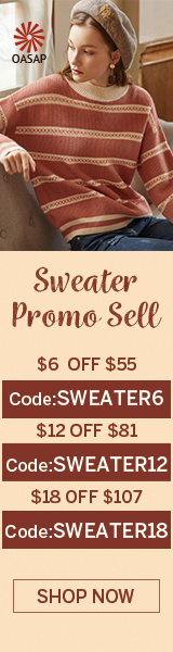 OASAP More than 10% Off on All Fall Clothing