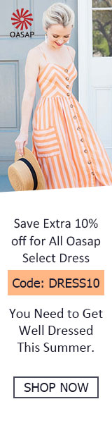Save Extra 10% off Dress With Code: DRESS10