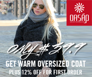 coupon code: oasap1st