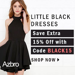 Save Extra 15% Off with Code BLACK15
