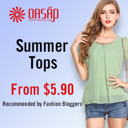 USA Fashion Bloggers Recommend Summer Tops