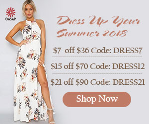$7 off $36 on all dresses