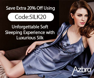 Save Extra 20% Off for All Silk Items