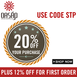 12% off code: oasap1st