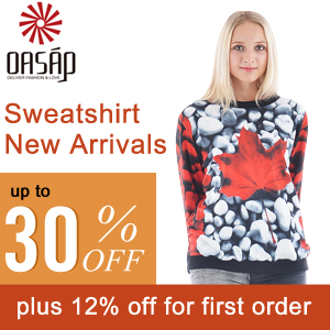 12% off code: oasap1st