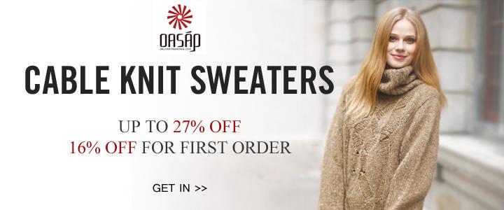Fashion Sweaters, Fall 2014 Sweaters