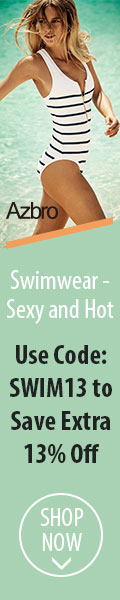 Save extra 13% Off for all swimwears