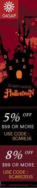 big sale for Halloween