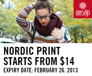Nordic Print starts from $14, Expires on Feb 26, shipped from USA