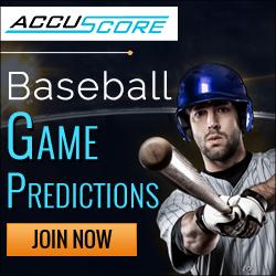 Baseball Game Predictions