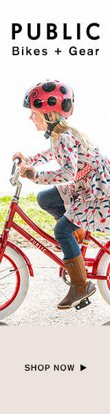 Designed for maximum fun and minimum difficulty. Shop PUBLIC Kids' Bikes from $129 Today!