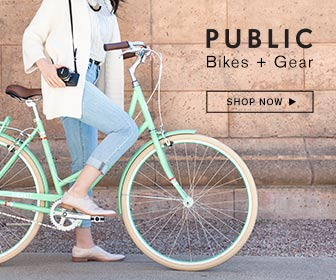 Fun-to-ride and affordable, shop PUBLIC Bikes' collection of dutch style step-through bikes starting at $349.