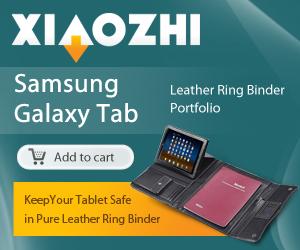 Xiao Zhi iPad Conference Folder