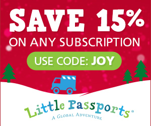 Little Passports Science Expeditions coupon