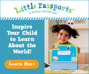 Little Passports - Inspire Your Child to Learn About the World