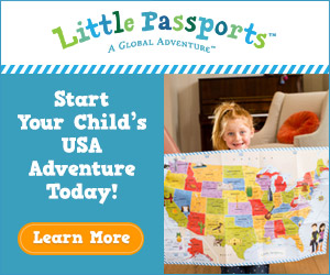 Check out Little Passports