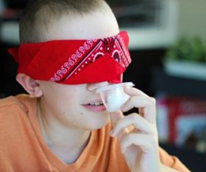 Does Smell affect taste?