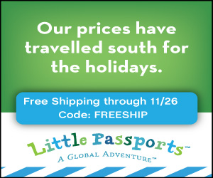 Little Passports, Black Friday, Black Friday Deals, Kids Gifts, kids subscriptions