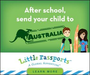 Little Passports Back to School Supplies