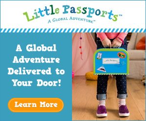 Little Passports Sweet Deal: 10% Off Site-wide