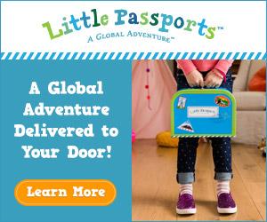 Little Passports Sweet Deal: 1...