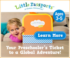 non toy gift preschooler subscription box little passports