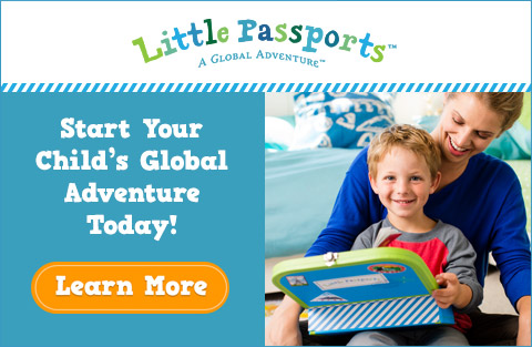 Little Passports Makes Learning Science and Geography Fun