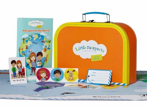 Little Passports definatly makes the Christmas wish list on ChildLedLife.com