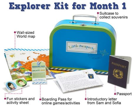 Little Passports Fall Sale: 15...