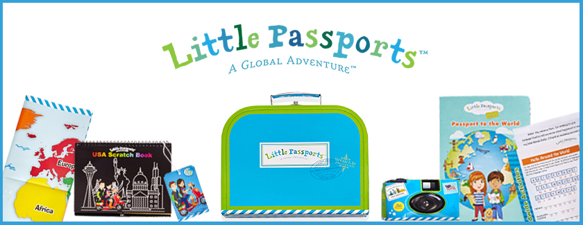 Little Passports - 30 days of Science