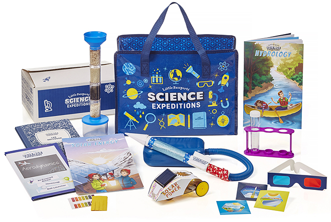 Science Expeditions from Little Passport