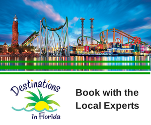 Destinations in Florida - Book in Advance and Save!