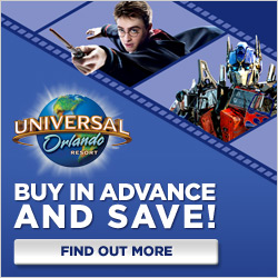 Universal Orlando - Book in Advance and Save!