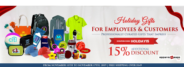 Holiday Gifts For Employees & Customers