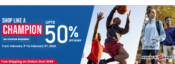 Up To 50% OFF MSRP