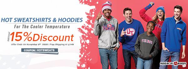 Hot Sweatshirts & Hoodies