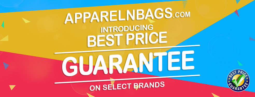 Guaranteed best prices | Apparelnbags